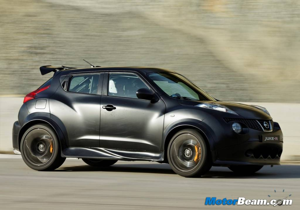 nissan juke r test drive review motorbeam indian car autos post. Black Bedroom Furniture Sets. Home Design Ideas