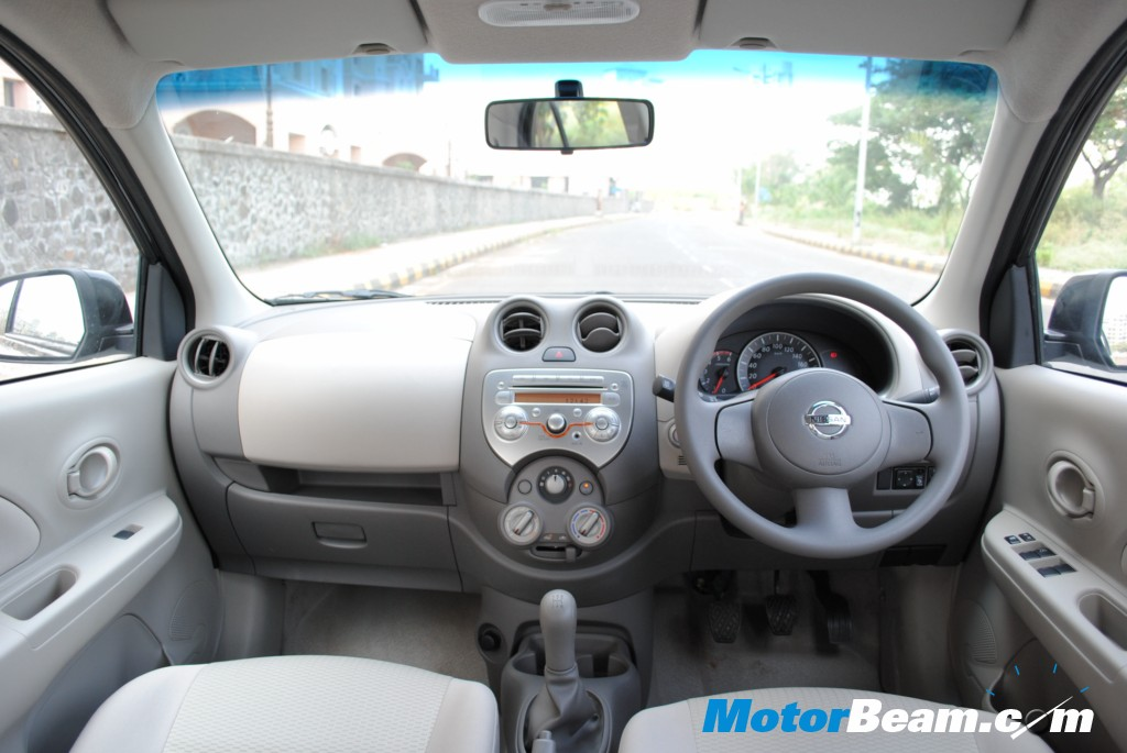 Nissan Micra Diesel Test Drive Review