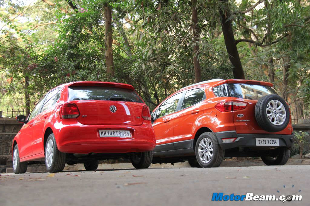 Polo GT TSI vs Ford EcoSport
