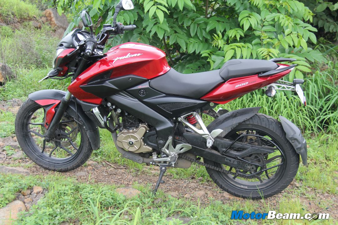 Pulsar 200 NS Issues
