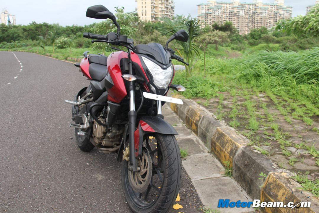 Pulsar 200 NS Ownership Report