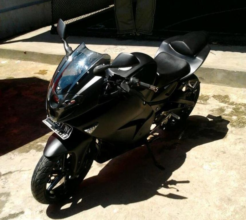 Pulsar 220 Modified