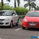 Punto 90HP vs Swift