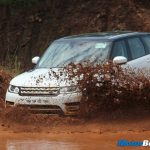 Range Rover Sport India Review