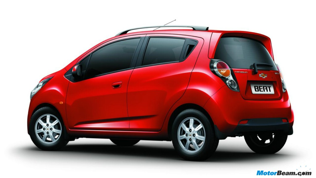 Chevrolet Beat Lt. Beat buyers have the following