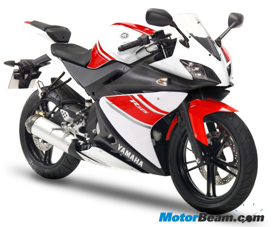Red_Yamaha_R125