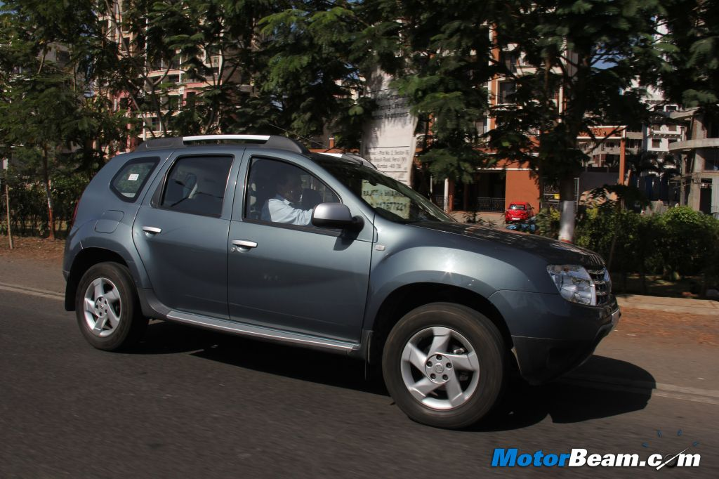 Renault Duster Diesel Long Term