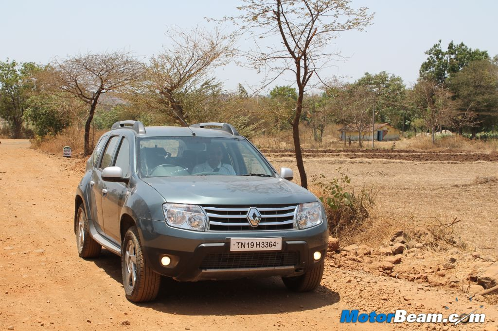 Renault Duster Drive Review