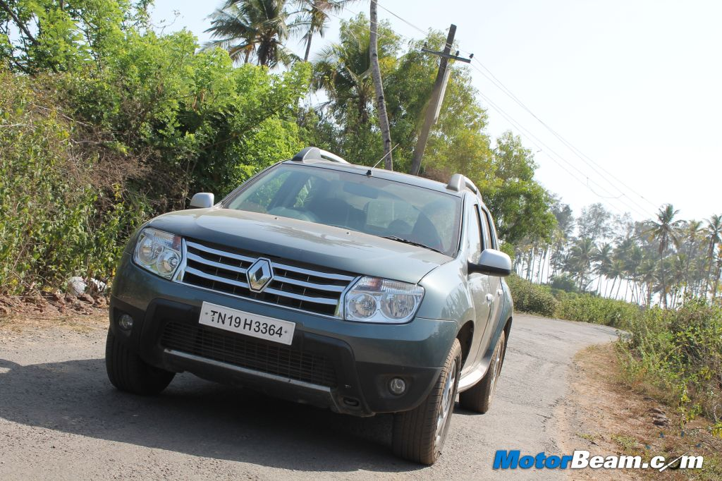 Renault Duster Long Term