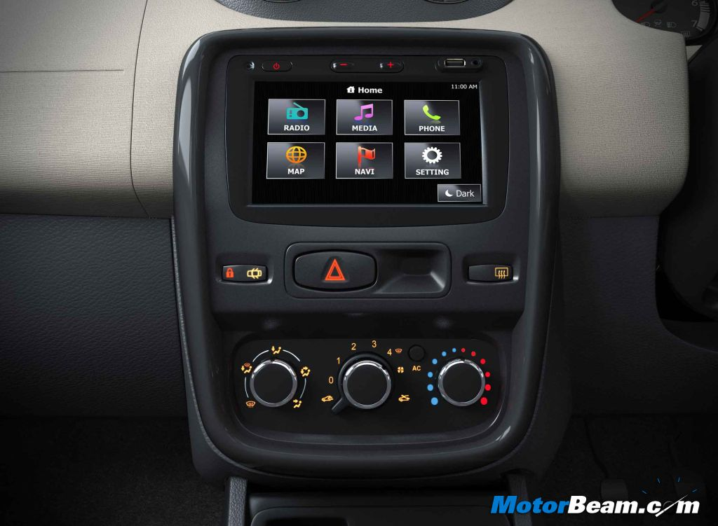 Renault Duster Media NAV