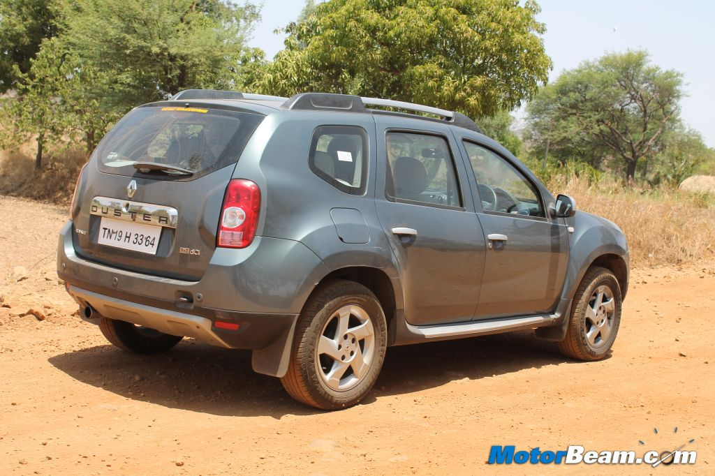 Renault Duster Performance Review