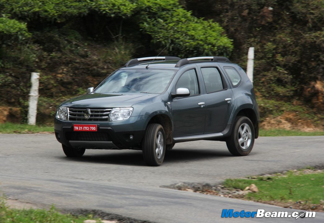 Renault Duster Video Review