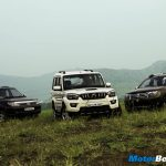 Renault Duster vs Mahindra Scorpio vs Tata Safari