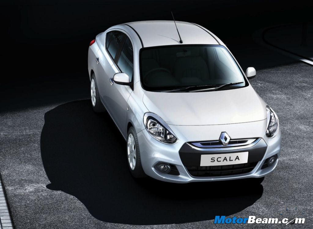 Renault Scala Wallpaper