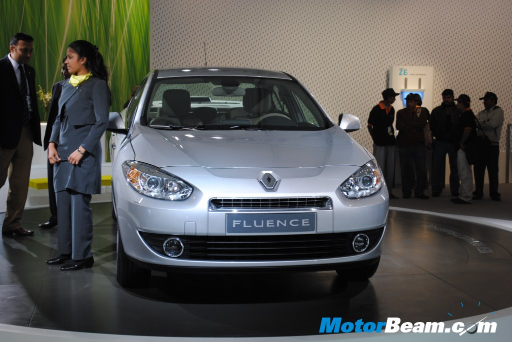 Renault_Fluence_India