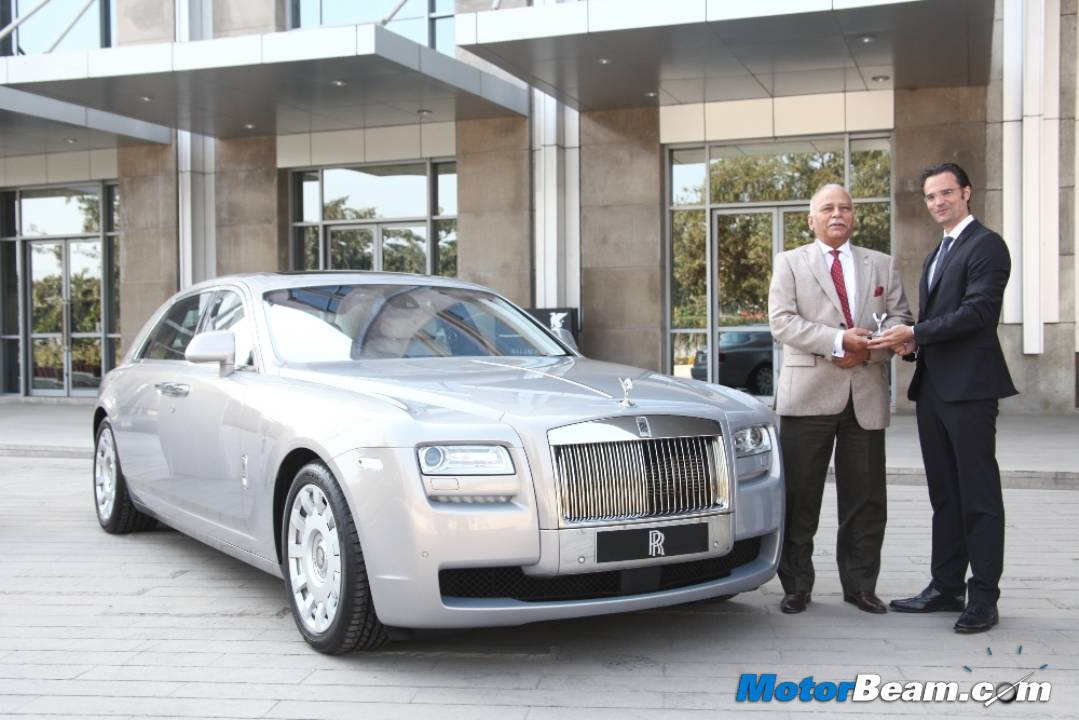 Rolls Royce Chandigarh