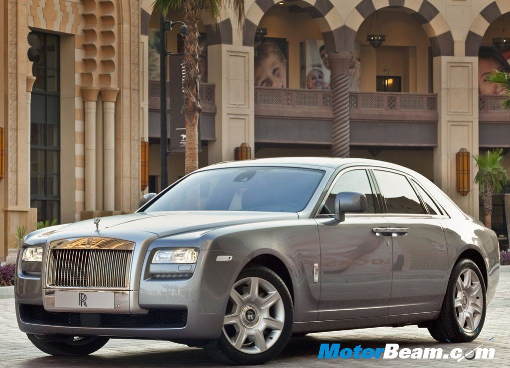 ghost wallpaper. Rolls Royce Ghost Wallpaper.