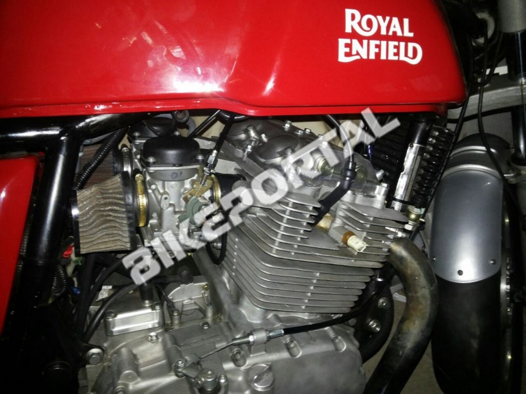 Royal Enfield caught testing 750 Twin Motor – Carpy's Cafe