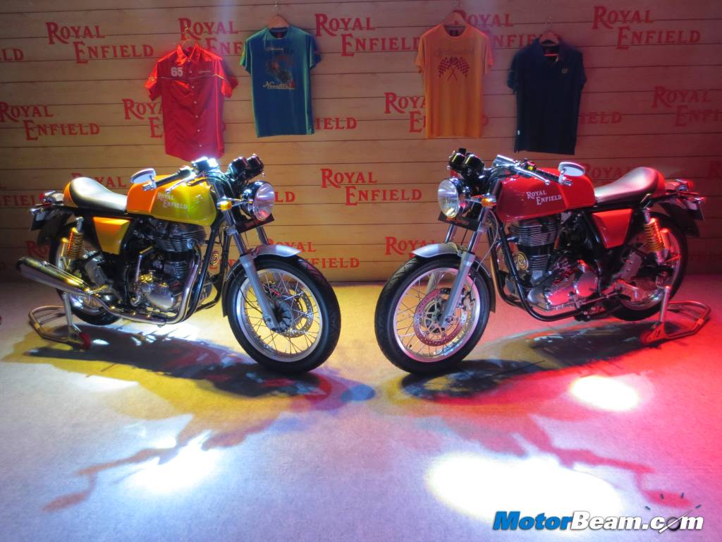 Royal Enfield Continental GT Price