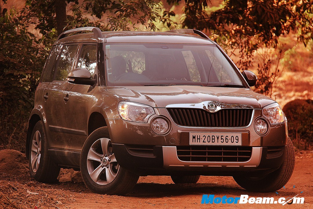 skoda yeti test autos weblog. Black Bedroom Furniture Sets. Home Design Ideas