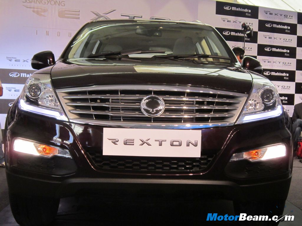 SsangYong Rexton W By Mahindra