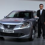 Suzuki Baleno Global Reveal Frankfurt