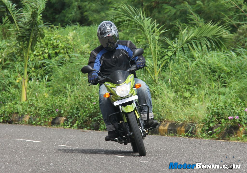 Suzuki Hayate Road Test
