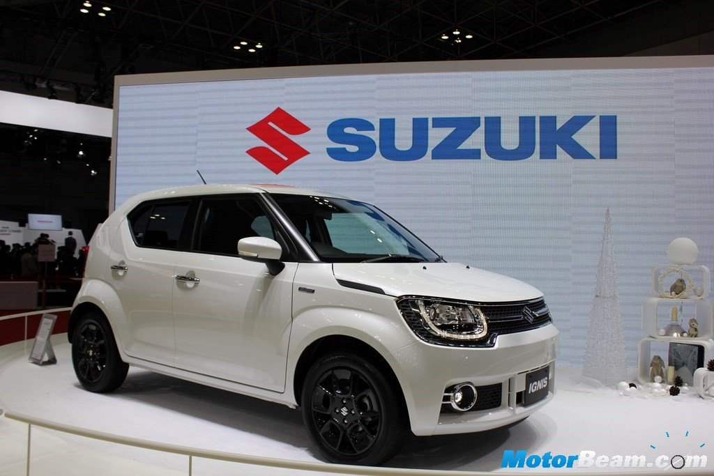 new car releases in 20172016 Suzuki Ignis Specification