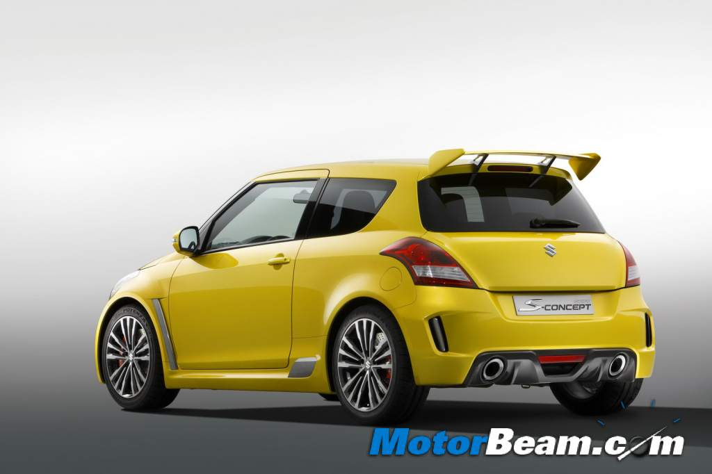 Suzuki_Swift_S-Concept_Rear