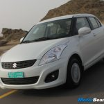Swift DZire Test Drive Review