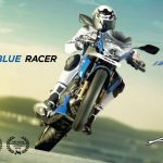 TVS Apache Matte Blue Official