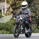 TVS BMW K03 300cc Spy Shot