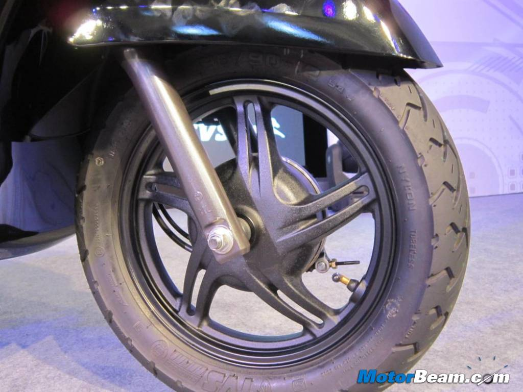 TVS Jupiter Alloy Wheel