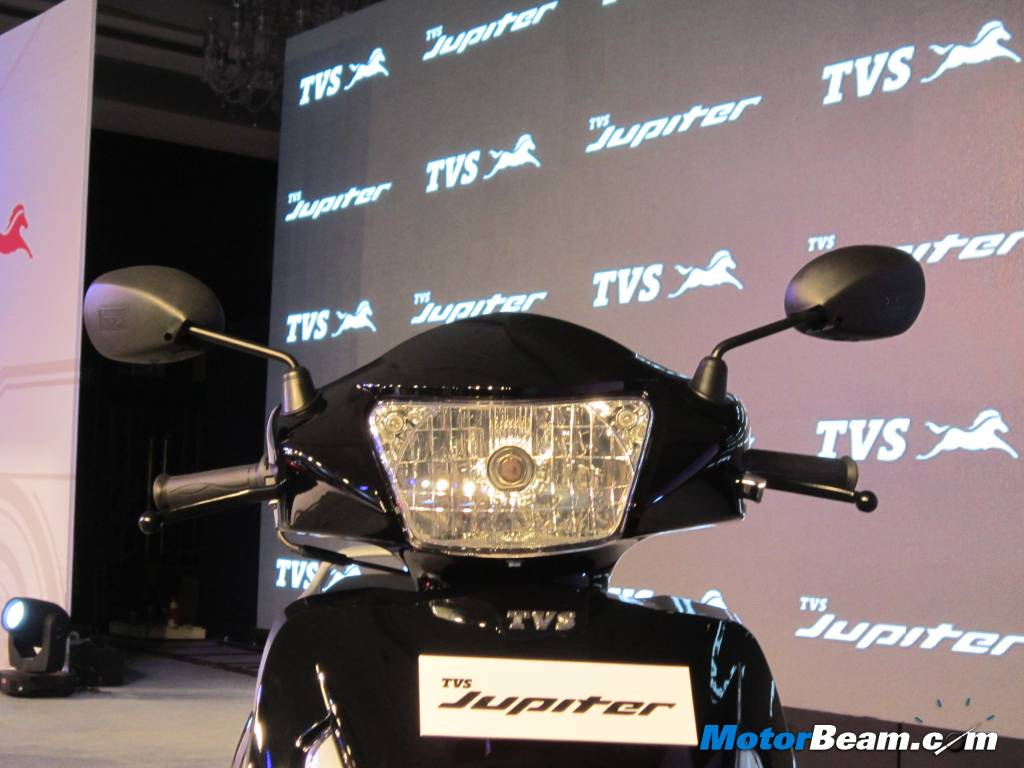 TVS Jupiter Headlight