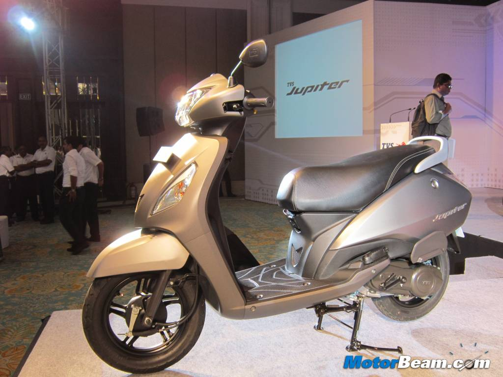 TVS Jupiter Launch