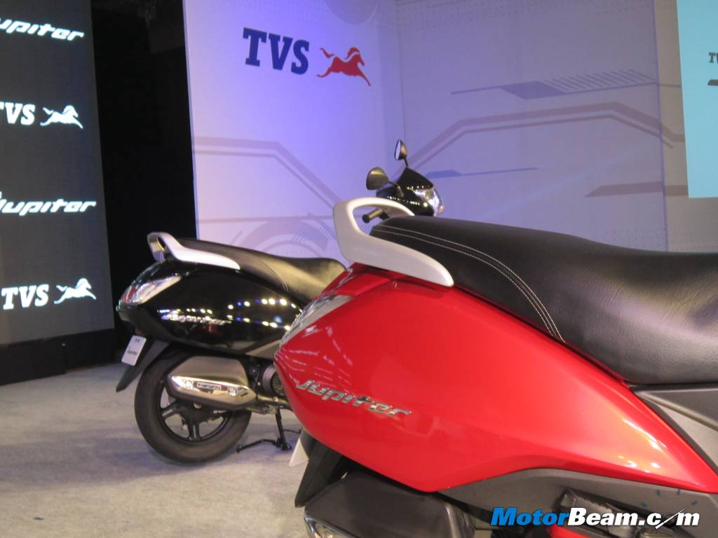 TVS Jupiter Male Scooter