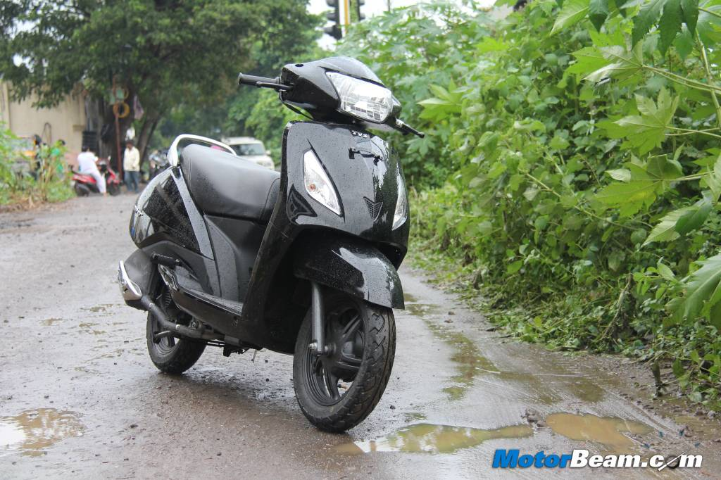 TVS Jupiter Scooter Review