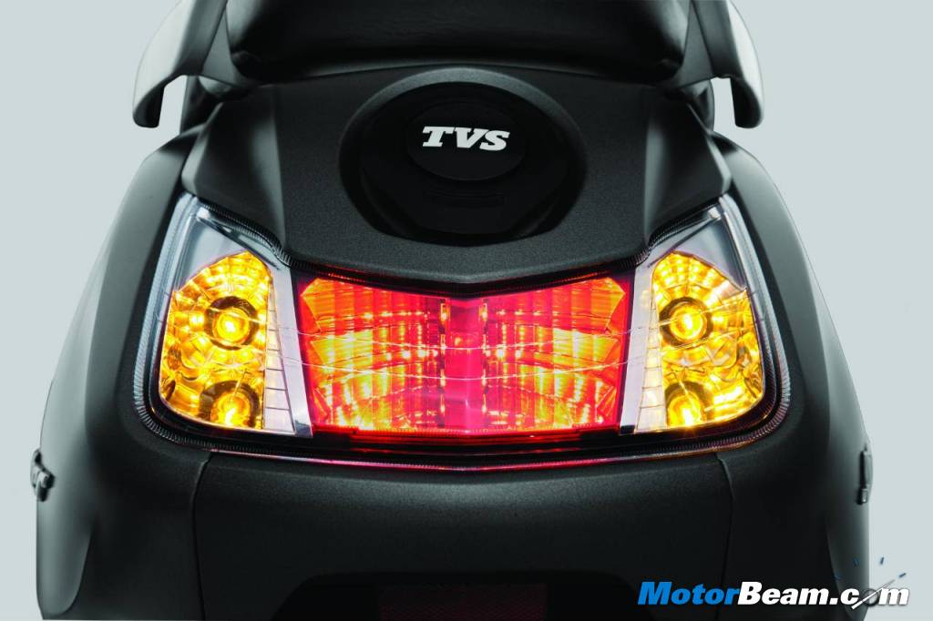 TVS Jupiter Tail Light
