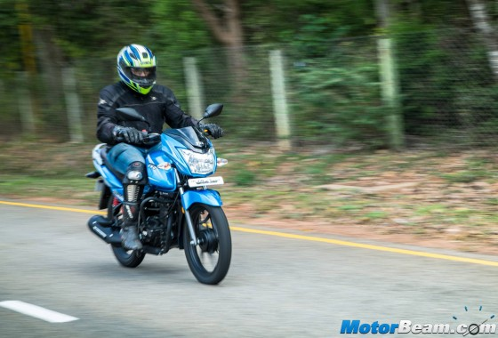 2016 TVS Victor First Ride Review