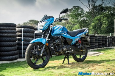 2016 TVS Victor Picture Gallery