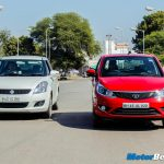 Tata Bolt vs Maruti Swift Review