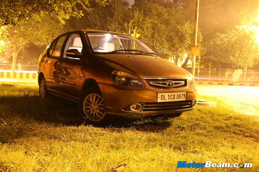 Tata Indigo Facelift Test Drive Review
