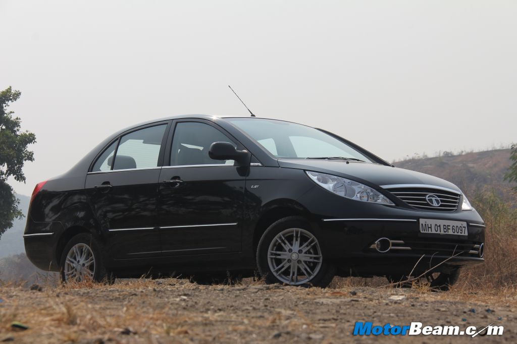 Tata Manza Club Class Test Drive Review