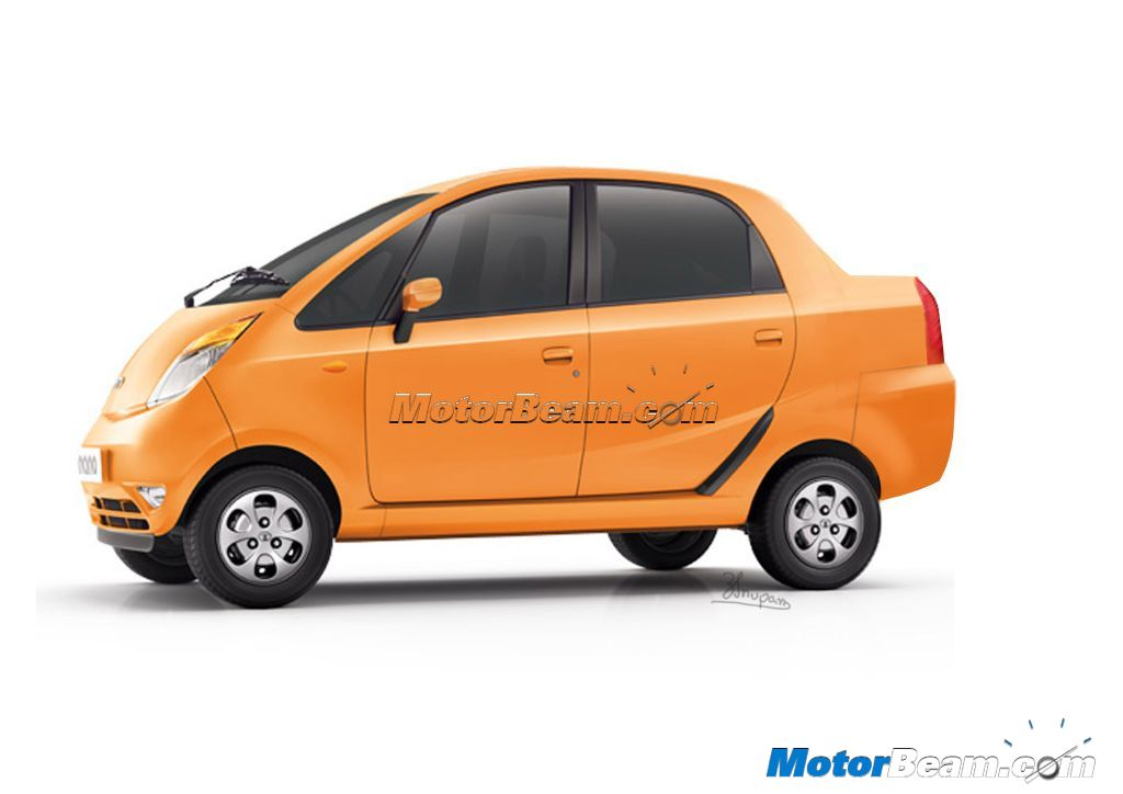 Tata Motors Planning To Put A Boot On Nano | MotorBeam – Indian Car ...