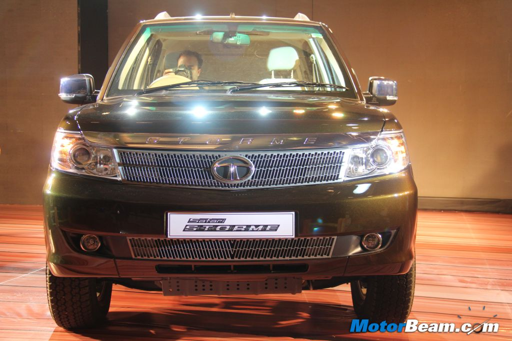 Tata Safari Storme Prices