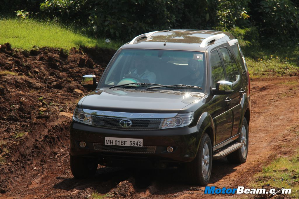 Tata Safari Storme – Click above for high resolution picture gallery