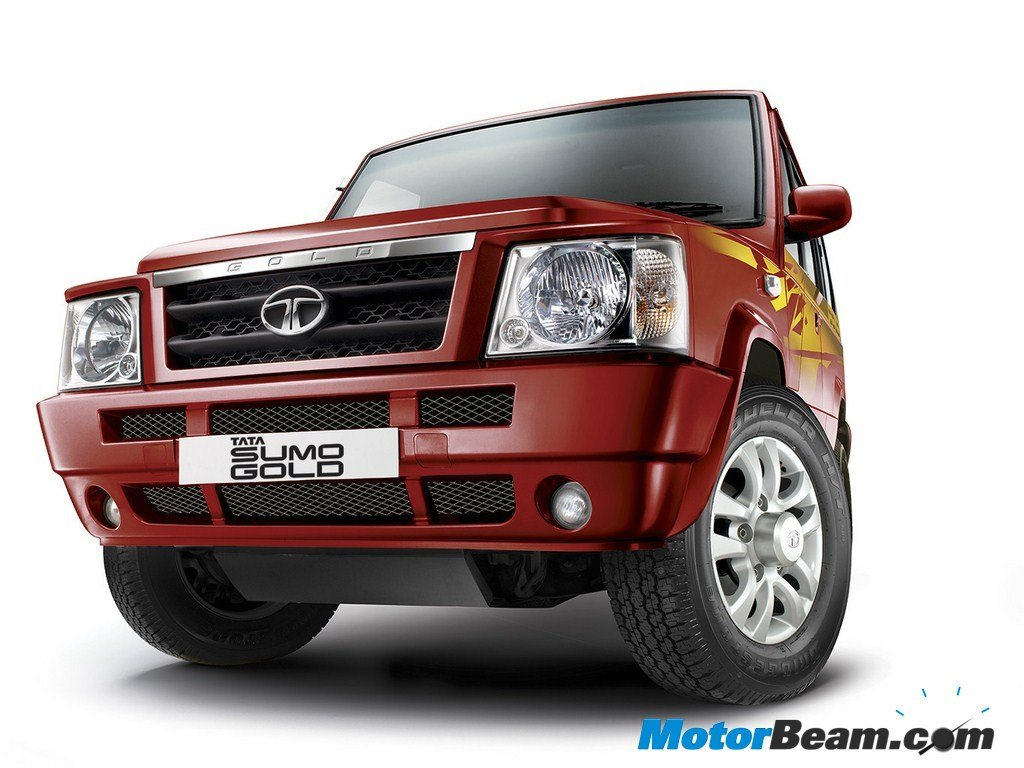 Tata Sumo Gold Update