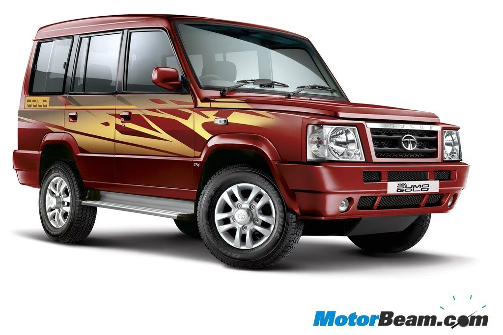 Tata Sumo Gold Wallpaper