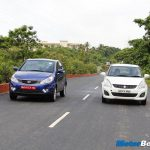 Tata Zest vs Maruti DZire Test Drive Review