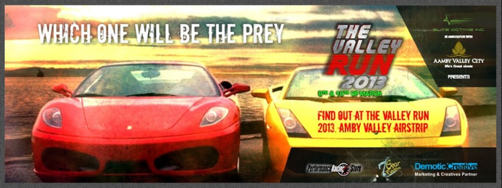 The-Valley-Run-2013-Drag-Racing-Event-Cars-Banner